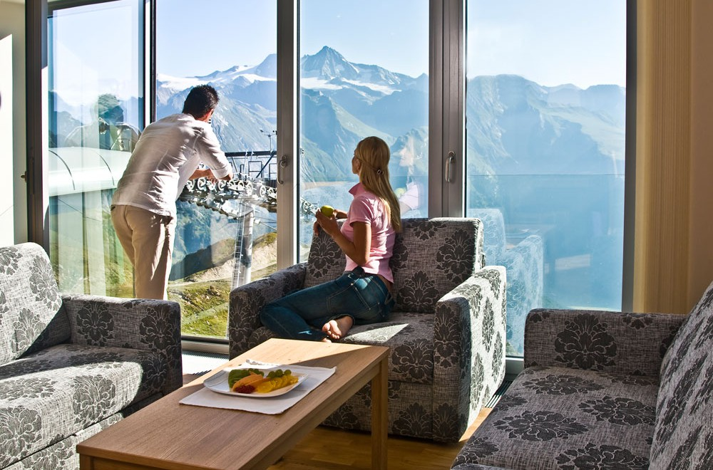 Enjoy-Osttirol: Adlers Lounge Zimmer