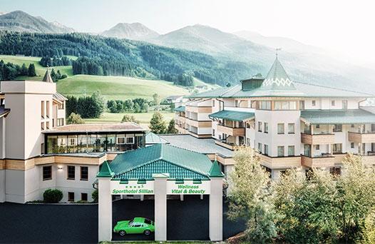 Enjoy-Osttirol: Sporthotel Sillian-Dolomiten Residenz