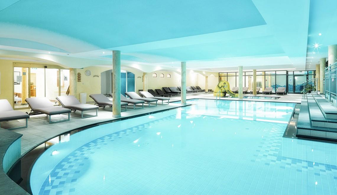 Enjoy-Osttirol: Sporthotel Sillian-Dolomiten Residenz, Wellness