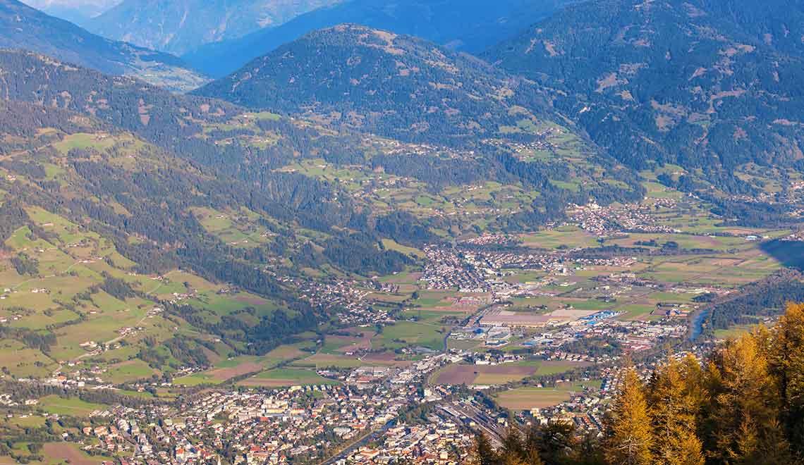 Lienz: Süden und doch Tirol!