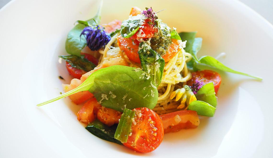 Meisterwurz-Pesto – Ein Pesto mit Zutaten aus der Natur!