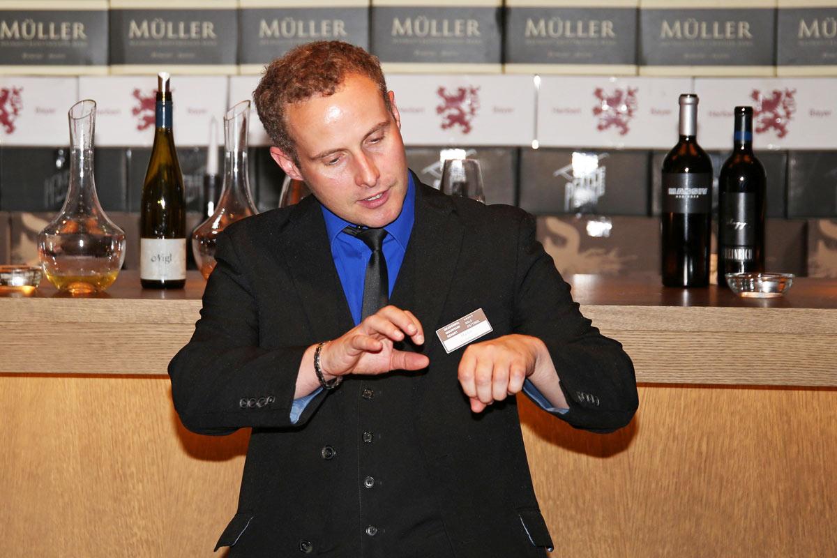 Enjoy-osttirol: Gradonna Weinverkostung