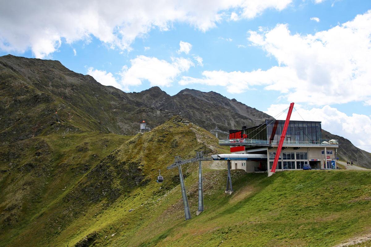 enjoy-osttirol: Blauspitze, Adlerlounge