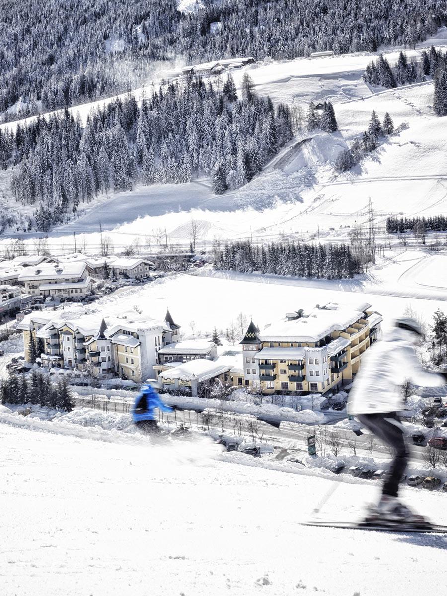 enjoy-osttirol: Skifahren Sillian