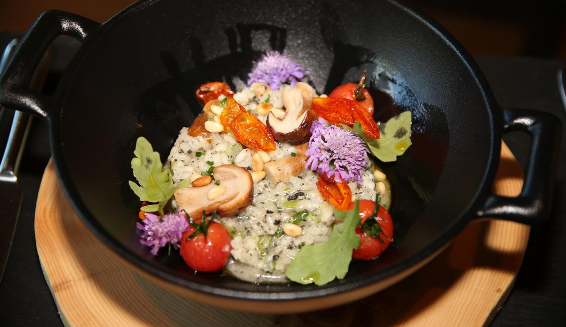 enjoy-osttirol: Gradonna, Veganes Essen