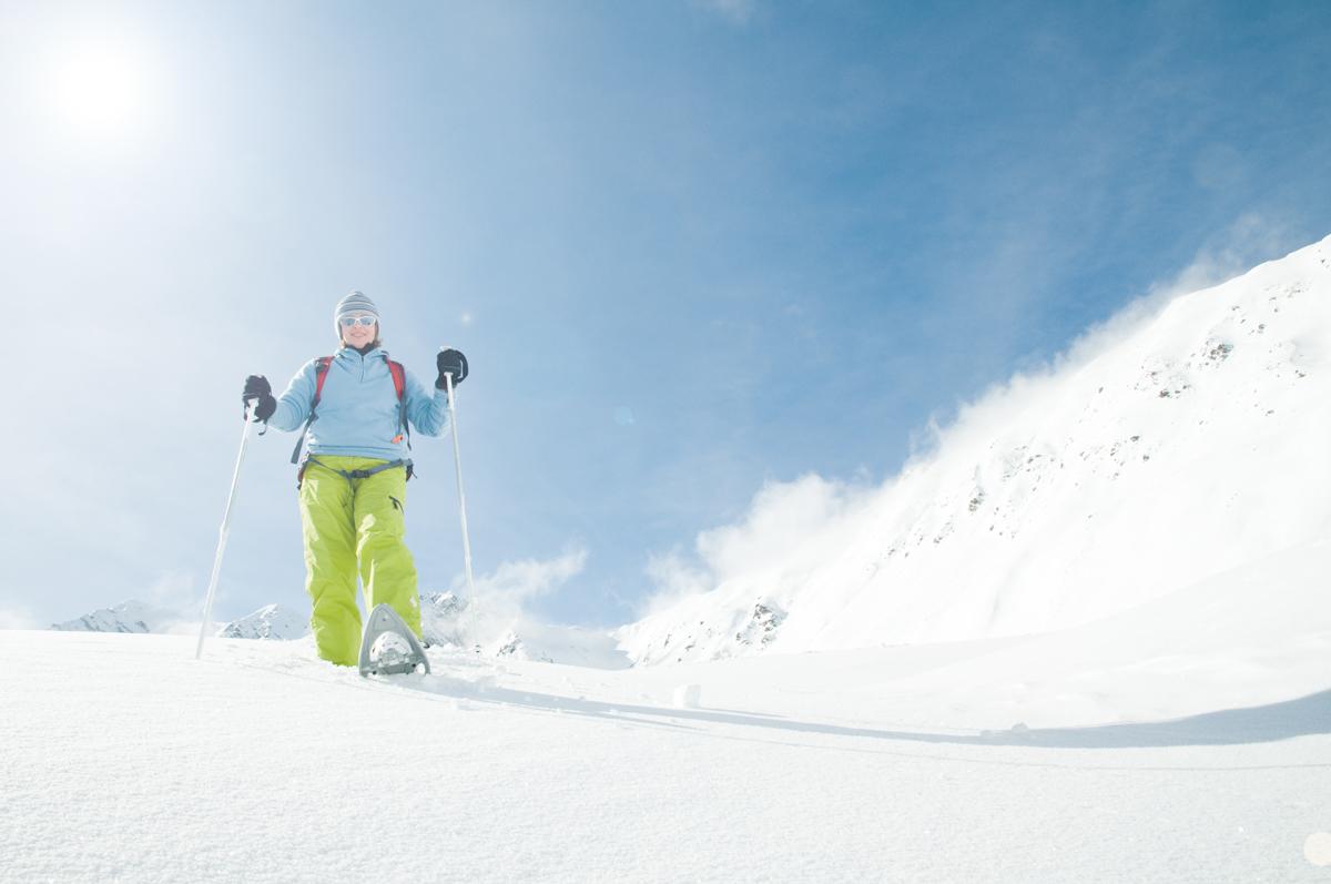 Enjoy-osttirol: Schneeschuhwandern