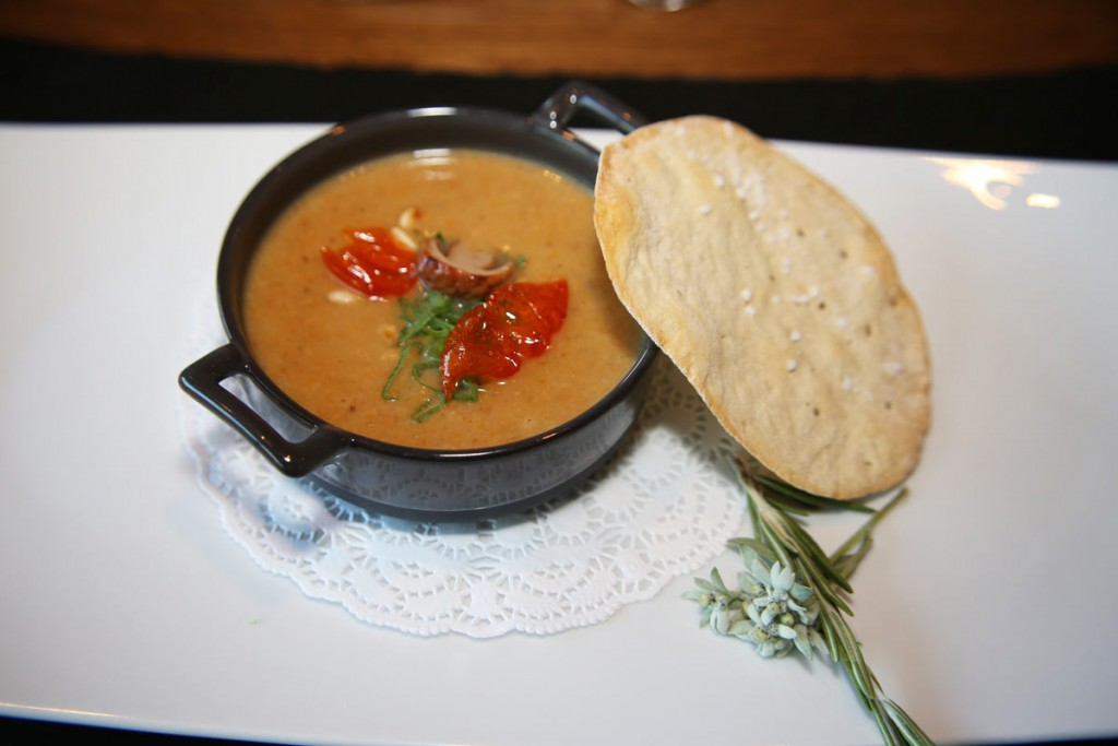 enjoy-osttirol: Gradonna Küche