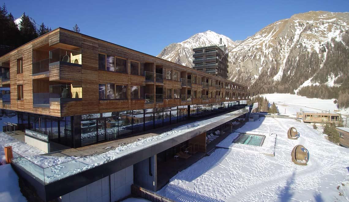 Enjoy Osttirol: Ski in - Ski Out